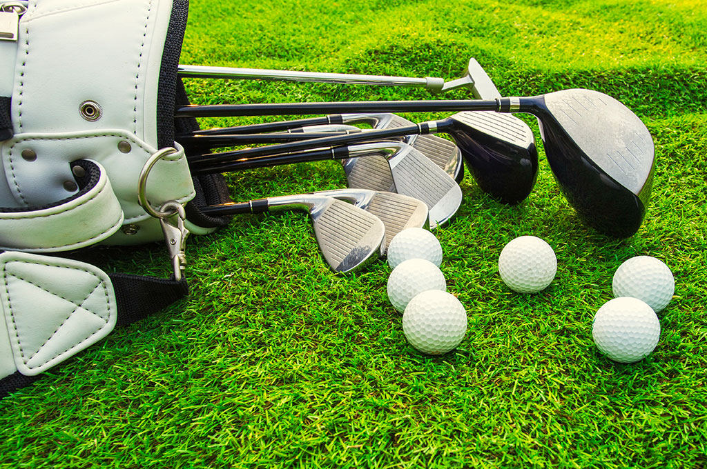 If you consider yourself a golf widow or widower, then you know exactly where your spouse is spending all their free time: the golf course. We say if you can't beat them, join them!